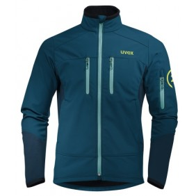 Veste de travail Softshell - zones extensibles - Collection 26 UVEX