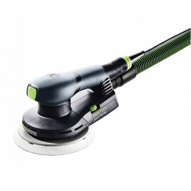 Ponceuse excentrique 400 W-diamètre 150 mm-ETS EC 150/5 EQ Plus