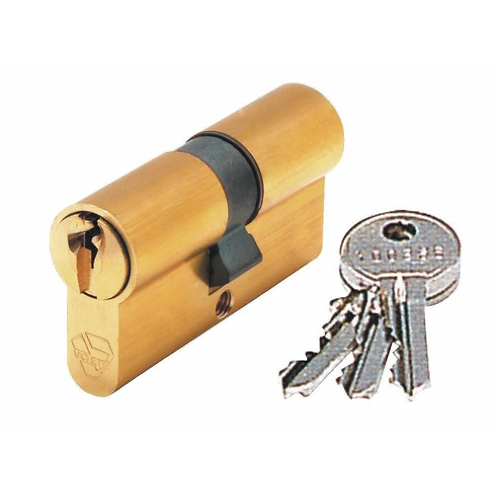 cylindre first 7000 vari laiton poli vachette bricozor. Black Bedroom Furniture Sets. Home Design Ideas