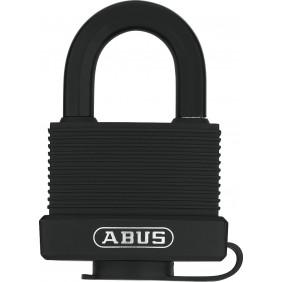 Cadenas à clé spécial extérieur - anse avec gaine de protection - 70 ABUS