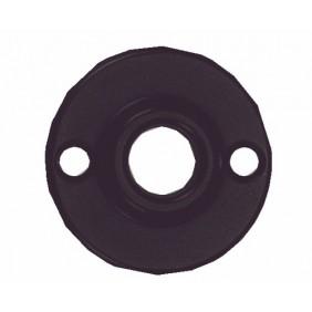 Rosace ronde - fer époxy noir - type 970 BOUVET