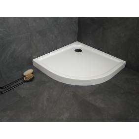 Receveur d'angle - acrylic 90x90cm - surface anti-dérapante SANYCCES