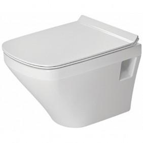 Cuvette wc suspendue en céramique - fond creux - Durastyle Compact DURAVIT