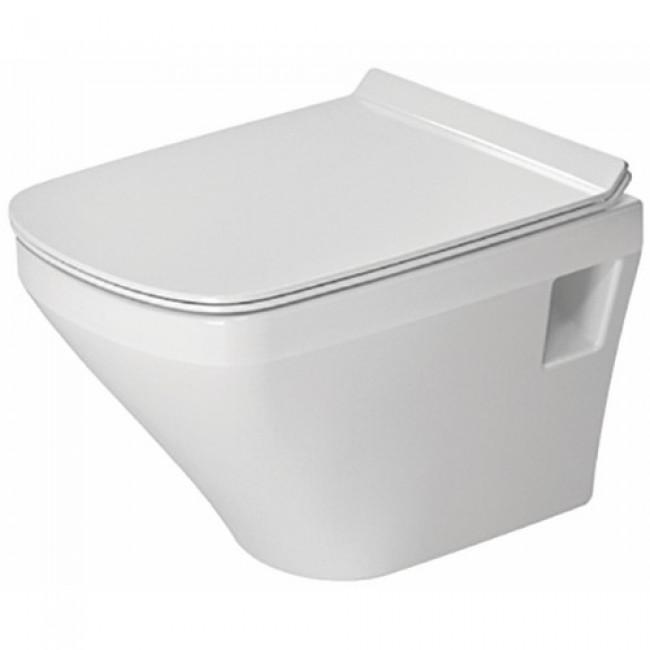 cuvette wc suspendue en c ramique fond creux durastyle compact duravit bricozor. Black Bedroom Furniture Sets. Home Design Ideas