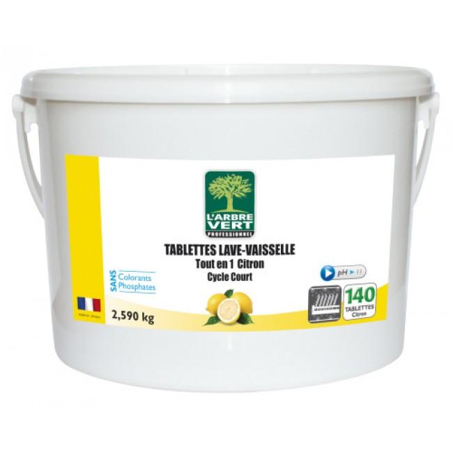 Tablettes lave-vaisselle écologique - tout-en-1 ARBRE VERT