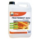 Traitement du bois - préventif et curatif - sans odeur - D'XYL DALEP