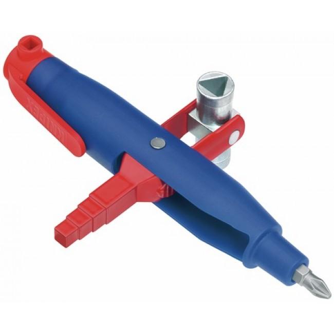 Clé pour armoires de commande Profi-Key, forme stylo