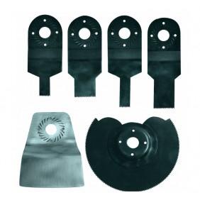 Set accessoires 6 pièces pour outil multifontions Multimaxx EINHELL