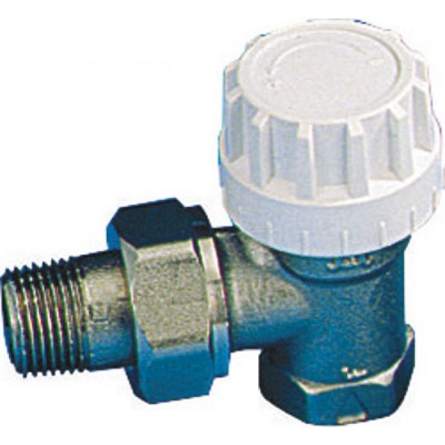 Corps de robinet thermostatique équerre senso filetage 15x21 COMAP