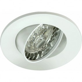 Spot luminaire LED - encastré - orientable - RLED+ SYLVANIA