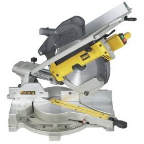 Scie à onglet radiale à table supérieure 305mm 1500W D27111 DEWALT