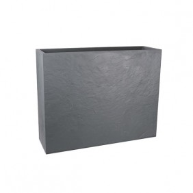 Muret Loft XL - gris galet - contenance 63L - Volcania 13744 EDA PLASTIQUES