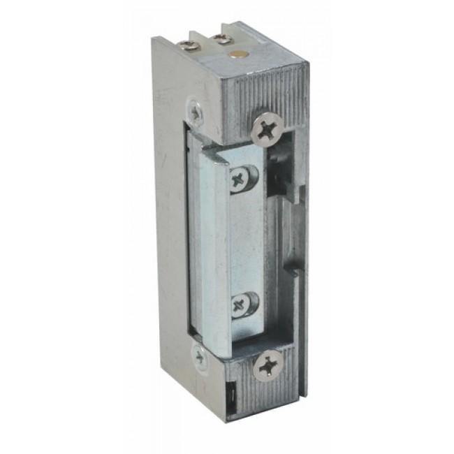 Gâche électrique encastrée Standard 117 6-12V à émission DORMA