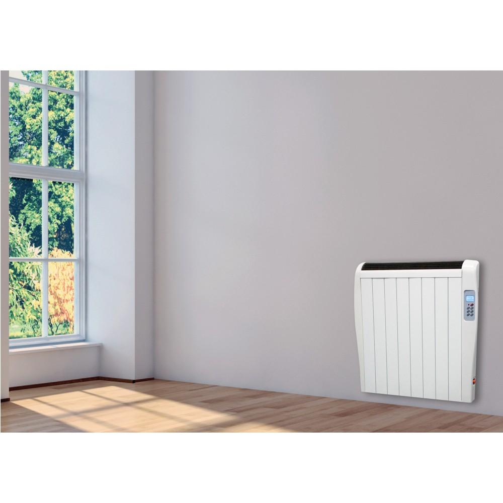 radiateur delia 1500w good image with radiateur delia 1500w radiateur inertie w sandro airelec. Black Bedroom Furniture Sets. Home Design Ideas
