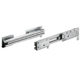 Coulisses pour tiroirs caisson office Quadro Duplex 30 HETTICH