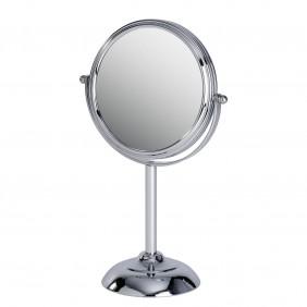 Miroir grossissant x10 - Double face - à pied WENKO