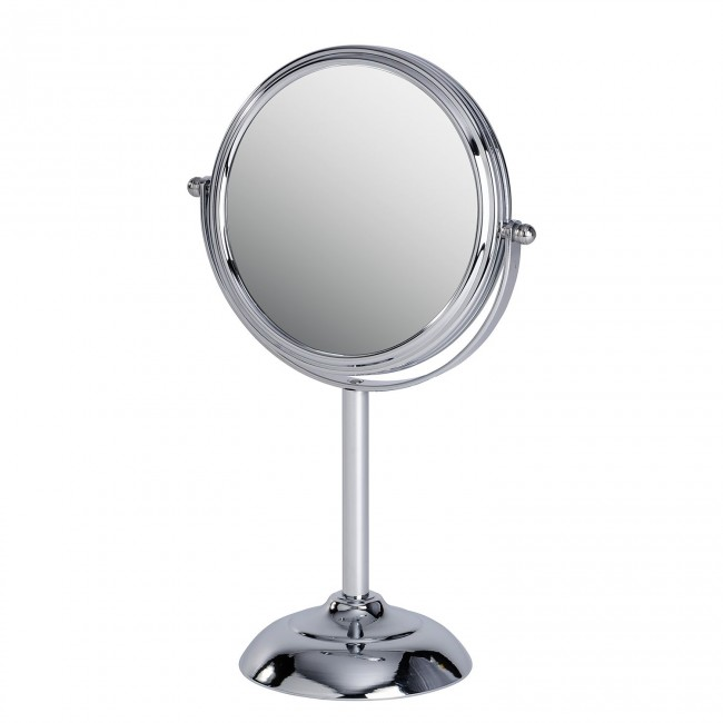 Miroir grossissant x10 - Globo - Double face - à pied WENKO