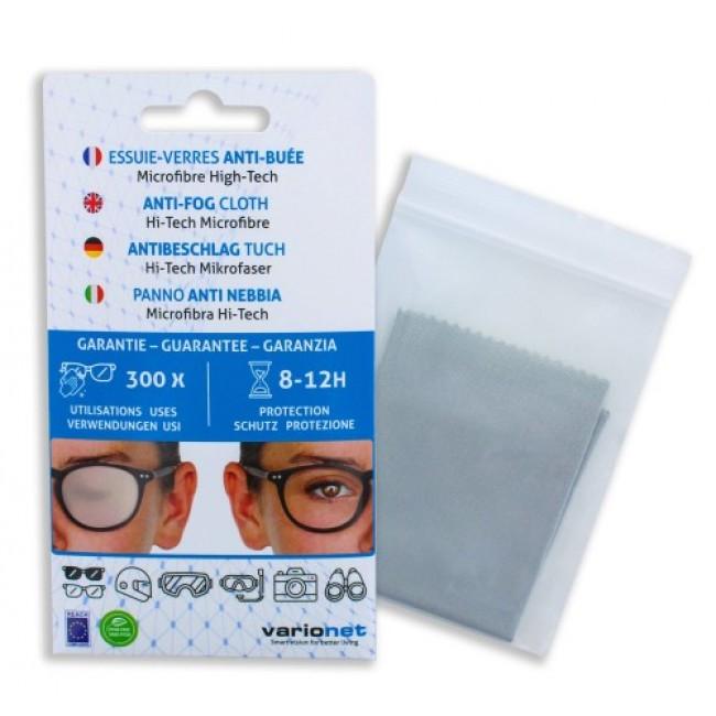 Essuie-verres anti-buée en microfibre hydrophile SCELL IT