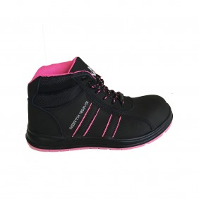 Chaussure de sécurité haute S3 - noir - Vénus NORTH WAYS
