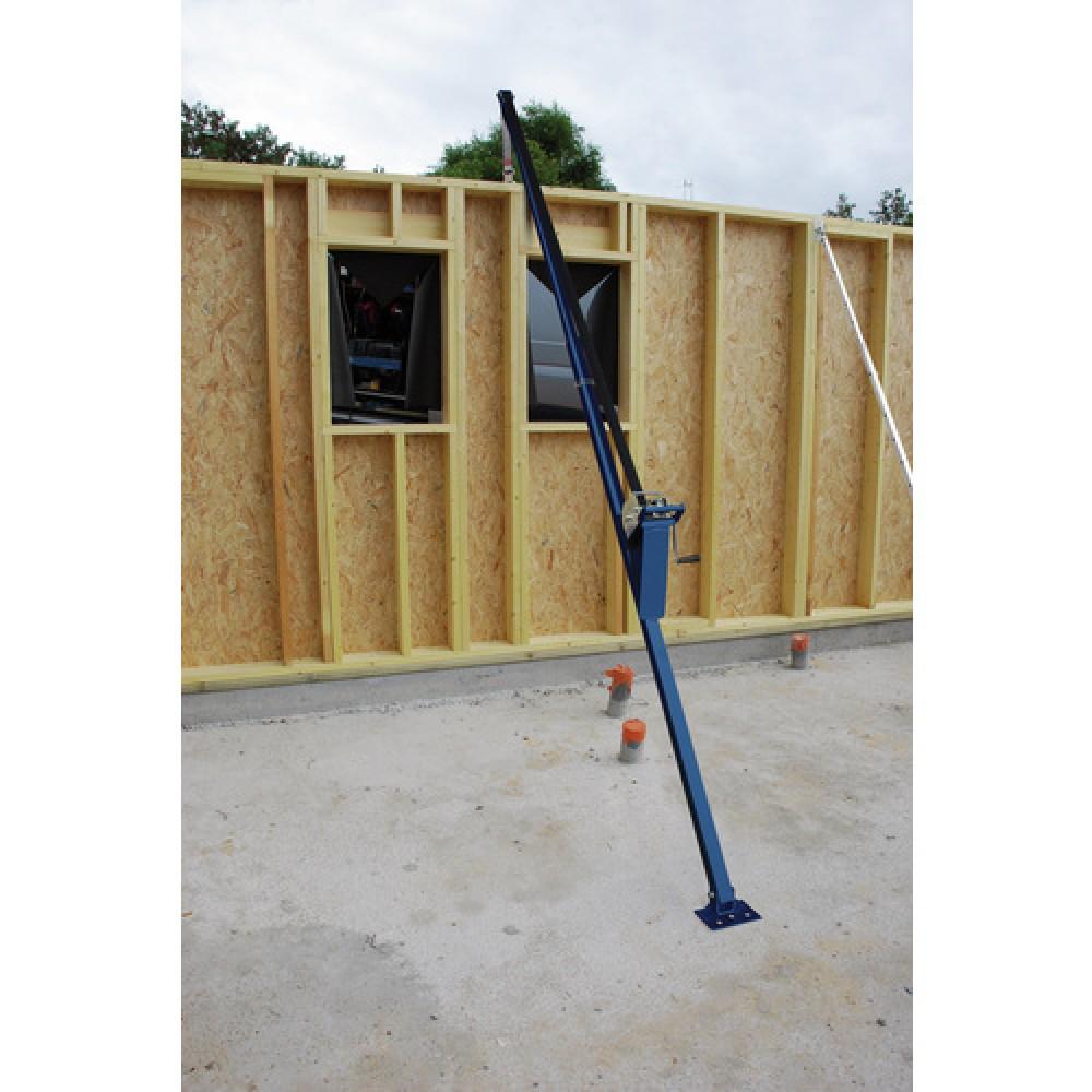 L ve murs pour maison ossature en bois bricozor for Extension maison 3 murs
