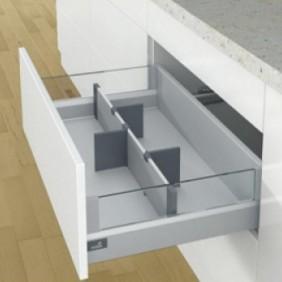 Kit d'aménagement intérieur de tiroir Atira - Orgastore 820 HETTICH