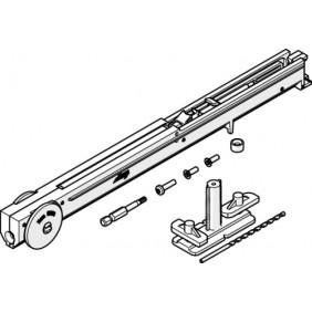 Amortisseur - freinage pour porte coulissante - Soft Move 120 HAWA