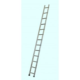 Echelle aluminium - simple - 2,90 m ou 3,75 m ESCALUX
