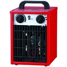 Chauffage électrique d'atelier H2 2000W (230V) TOOL AIR by PROMAC