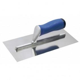 Platoir inox 28 x 12 cm - poignée bi-matière THÉARD