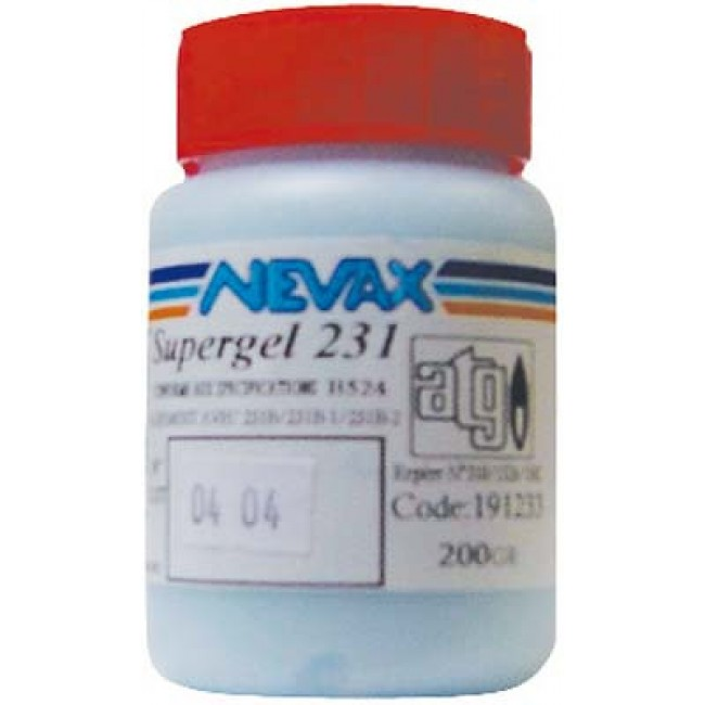Décapant en gel SUPERGEL 231 NEVAX