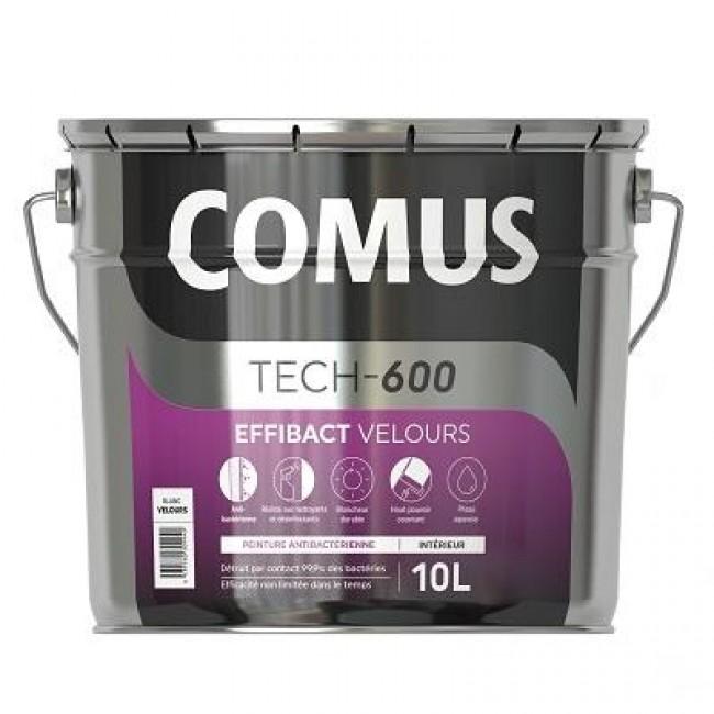 Peinture antibactérienne - 10 litres - Effibact COMUS