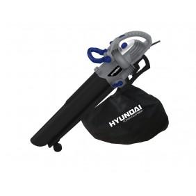 Aspirateur souffleur broyeur électrique sur roues 3000 watts HAS3000V-1 HYUNDAI