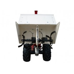 Fraise arrière 55 cm pour motobineuse P70 EUROSYSTEMS