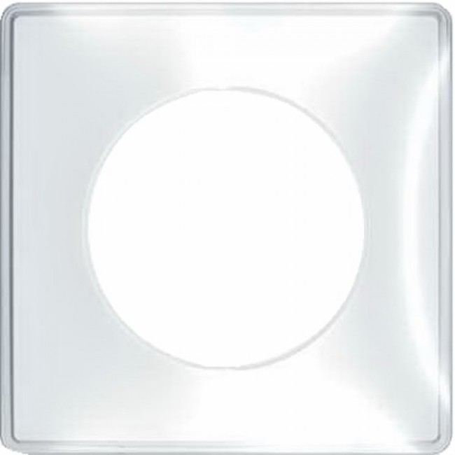 Plaque transparente - Odace You SCHNEIDER