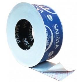 Bande adhésive bleue - pare-pluie pare-vapeur - Aérotape Premium Blue SALOLA