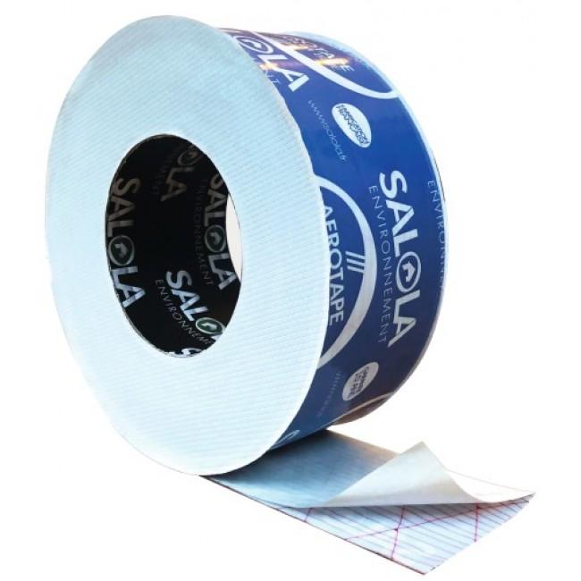 Adhésif - collage et étanchéité pare-vapeur - Aérotape Premium SALOLA