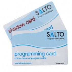 Kit carte de proximité utilisateur + carte d'effacement - Gamme Smile SALTO