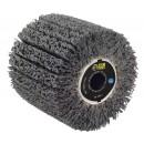 Brosse carbure de silicium pour métal rouillé - 120x100 mm FARTOOLS