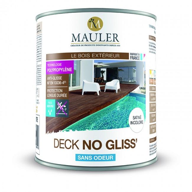 Deck no gliss sans odeur – 2,5 litres Mauler