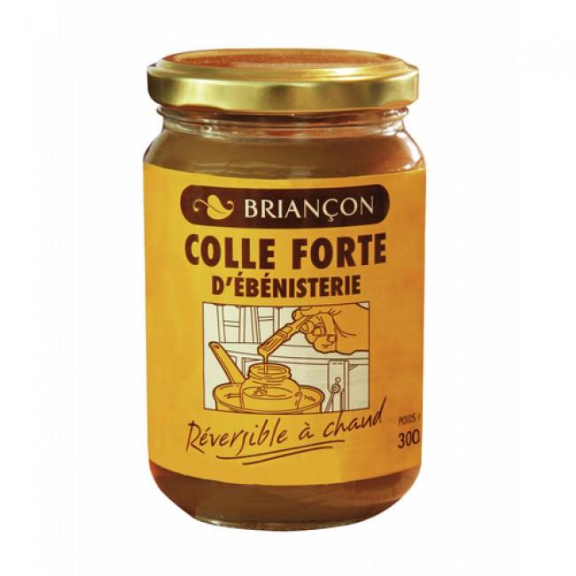 Colle forte d'ébénisterie réversible à chaud - 300 g BRIANCON
