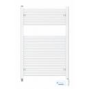 Radiateur sèche serviette - inertie fluide thermo conducteur-Blanc TOD HAVERLAND