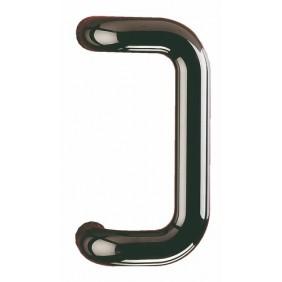 Poignées de porte battante nylon - entraxe 200 mm - STG 82 N NORMBAU