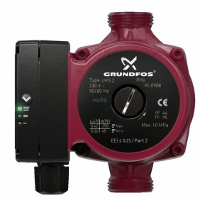 Circulateur de chauffage - pour remplacement universel - UPS 2 GRUNDFOS
