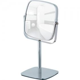 Miroir grossissant x5 - Kare - À pied - Forme carrée WENKO