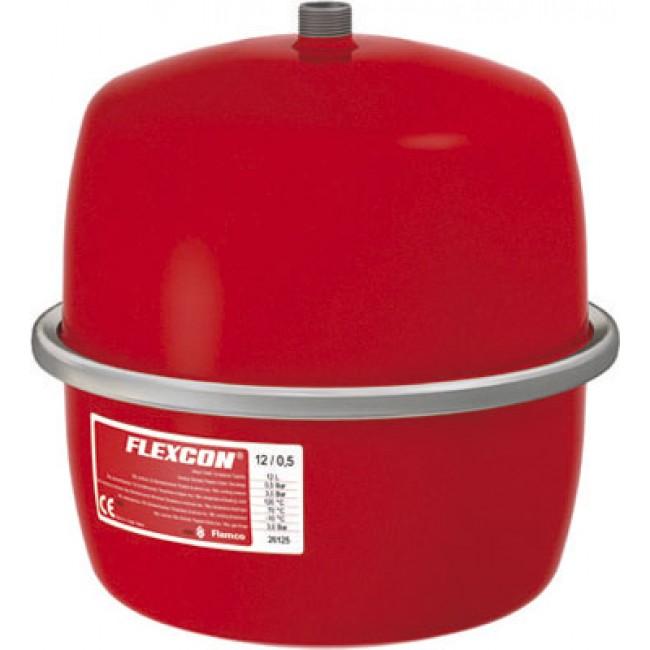 Vase d'expansion à membrane suspendu FLEXCON FLAMCO