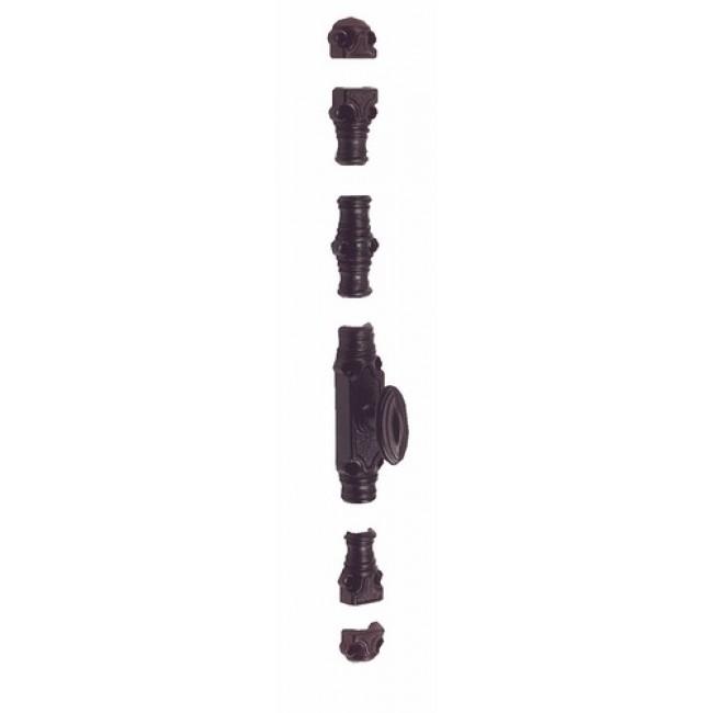 Crémone en applique en fonte pour menuiserie bois - RY 59-03 JARDINIER MASSARD