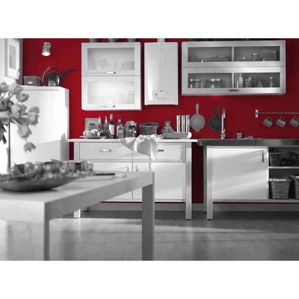 chaudi re murale basse temp rature type chemin e themaclassic saunier duval bricozor. Black Bedroom Furniture Sets. Home Design Ideas