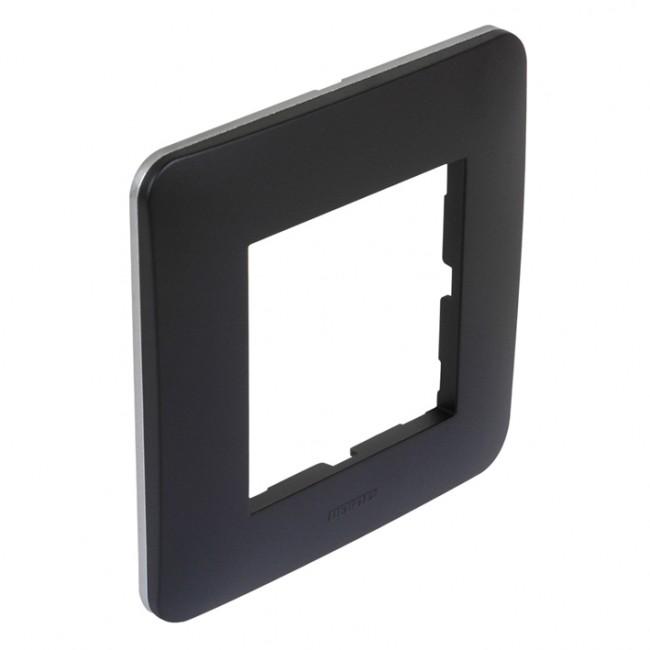 Plaque Casual - noir mat DEBFLEX