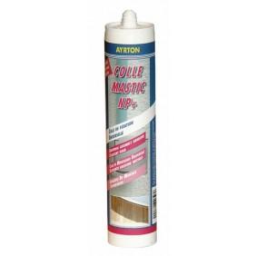 Colle mastic d'assemblage crème - cartouche 310 ml - NP+ AYRTON
