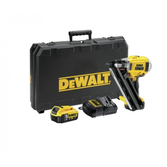 Cloueur électrique XR 18V 2x5Ah - DCN692P2-QW DEWALT